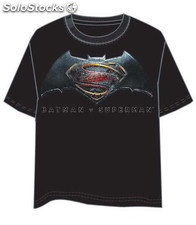 Camiseta batman vs superman m