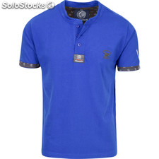 Camiseta casual tif - royal blue