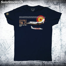 Camiseta citation v tm-20 cecaf Azul Marino xl
