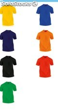 Camiseta color