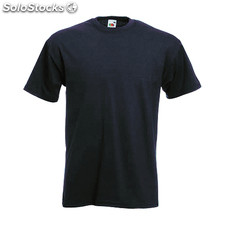 Camiseta color heavy-t* marino