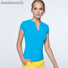 Camiseta color Roly modelo Belice