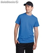 Camiseta colour by chef works azul l