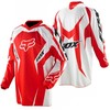 Camiseta cross fox hc race rojo