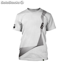 Camiseta de entreno Energy tee light white