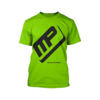 Camiseta de entreno Performance tee green