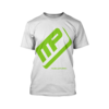 Camiseta de entreno Performance tee white
