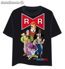 Camiseta dragon ball red ribbon m PLL02-CCE3822M