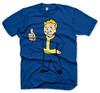 Camiseta fallout - thumbs up l