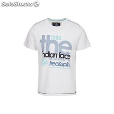 Camiseta free and spirit 1980 - white