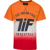 Camiseta freestyle color - white - the indian face - 8433856055894 -