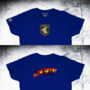 Camiseta GEO Fuerzas Especiales Azul Royal NIÑO 9-10