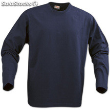 Camiseta heavy long sleeve color