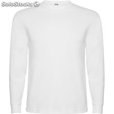 Camiseta Hombre 3/4 blanco casual collection invierno