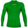 Camiseta Hombre 3XS/2XS verde kelly sport collection
