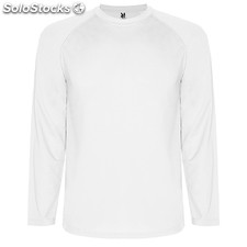 Camiseta Hombre 4 blanco sport collection