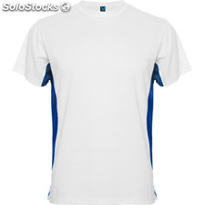 Camiseta Hombre xl blanco/royal sport collection