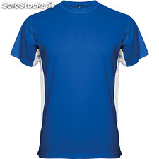 Camiseta Hombre xl royal/blanco sport collection