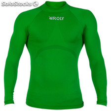 Camiseta Hombre xl-xxl verde kelly sport collection