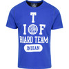 Camiseta indian board team - royal blue - the indian face - 8433856056938 -
