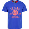 Camiseta indian principle - royal blue - the indian face - 8433856056303 -