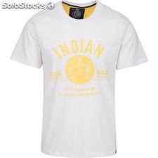 Camiseta indian principle - white - the indian face - 8433856056280 -