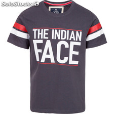 Camiseta indian sport - navy blue - the indian face - 8433856055825 -