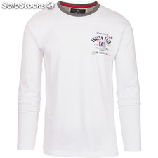 Camiseta indian trip - blanco - the indian face - 8433856050363 - 01-508-03-s