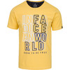 Camiseta indian world - yellow - the indian face - 8433856057362 - 01-139-02-s
