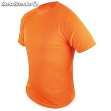 "Camiseta light d&f ni""o naranja"