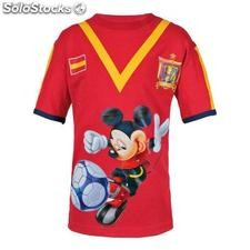 Camiseta Mickey Mouse Football