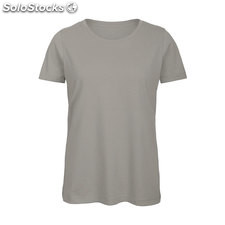 Camiseta Mujer 140 g/m2 BC0189-gr-l, Gris