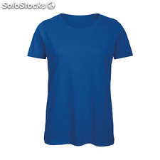 Camiseta Mujer 140 g/m2 BC0189-RB-S, Azul real