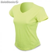Camiseta mujer d&f am fluo l