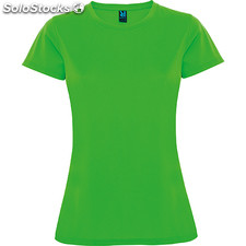Camiseta Mujer l verde helecho sport collection