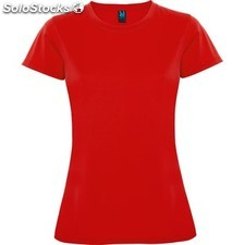 Camiseta Mujer s rojo sport collection