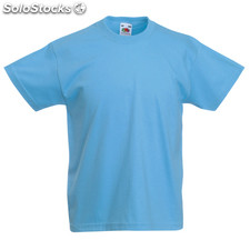 camiseta niño color valueweight