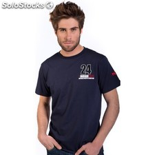 Camiseta number 24 azul marino - the indian face - 8433856027525 - 01-085-06-s