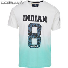 Camiseta number 8 - white