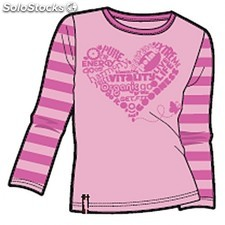 Camiseta point ana rosa