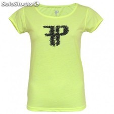 Camiseta point ume fluor