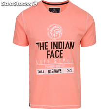 Camiseta size big wave - pink - the indian face - 8433856057256 - 01-138-02-xl