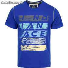 Camiseta sotavento beach - royal blue