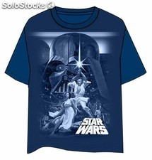 Camiseta star wars clasica a new hope s PLL02-CCE3231S