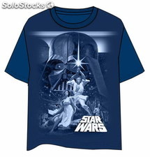 Camiseta Star Wars Clasica a New Hope XL