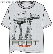 Camiseta star wars rogue one at-at m PLL02-CCE3743M