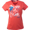 Camiseta surf girl red - red - the indian face - 8433856048797 - 10-022-02-38