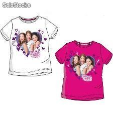 Camiseta Surtida Violetta Disney Friends