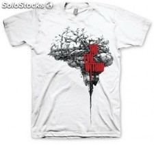 Camiseta the evil within l PLL02-CGE1652L