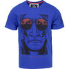 Camiseta the urban chief - royal blue - the indian face - 8433856054798 -